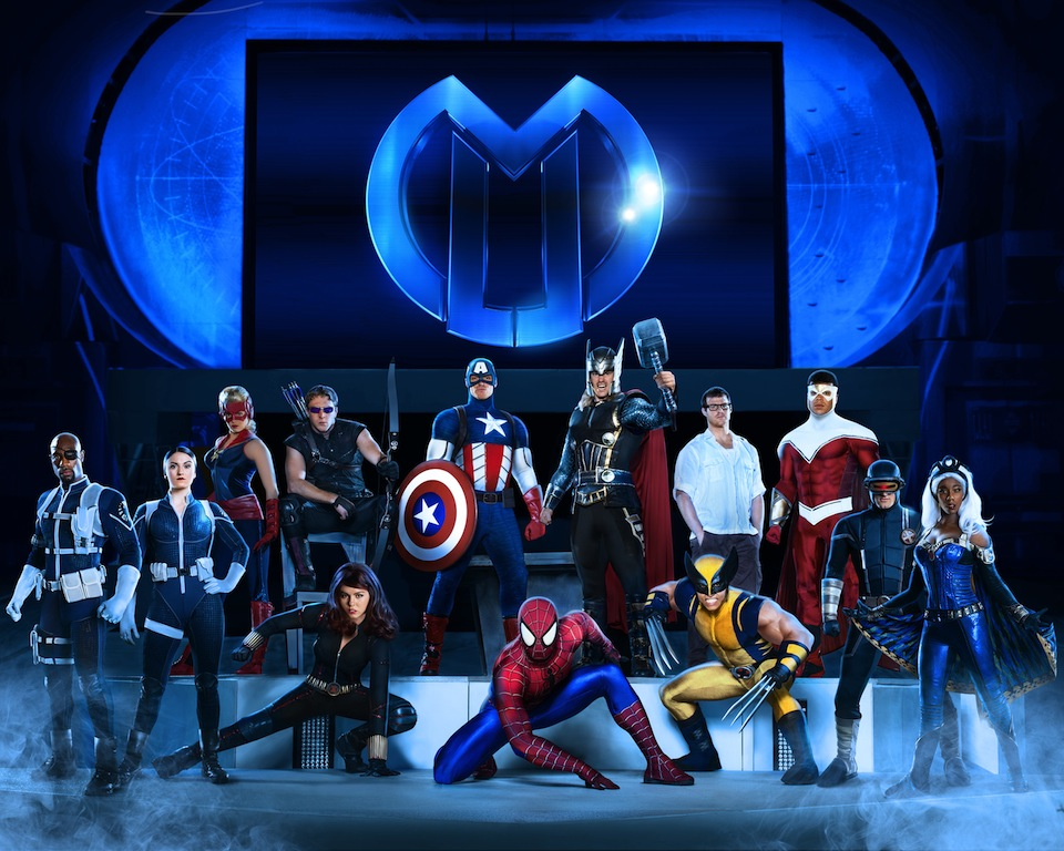 Marvel Universe LIVE! - New Orleans Louisiana