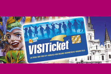 Get More for your New Orleans Travel Dollar - New Orleans Power Pass™ #BayouTravel