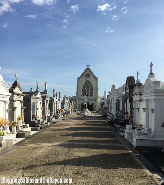 New Orleans Burial Cemetery St Roch  #BayouTravel