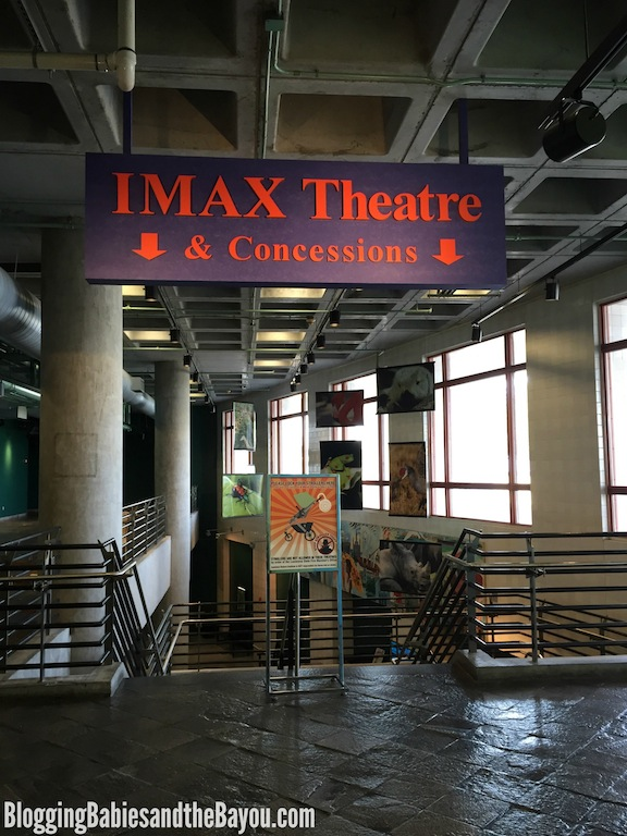 New Orleans IMAX Theatre - New Orleans Family Attractions and Museums #BayouTravel