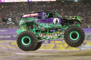 Rev Up Your Engines New Orleans, Monster Jam® is back! Mercedes-Benz Superdome 1/31/15