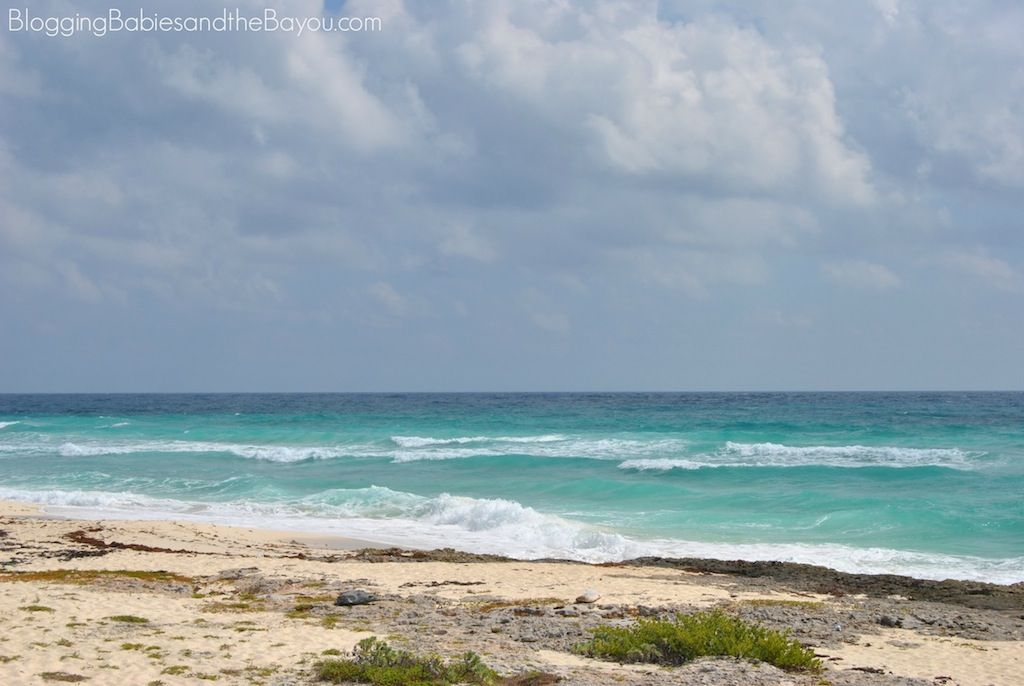 Cozumel Family Attractions  - Punta sur Eco Park #BayouTravel