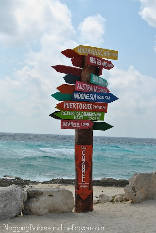 Punta Sur Eco Park - Cozumel Mexico Attractions #BayouTravel