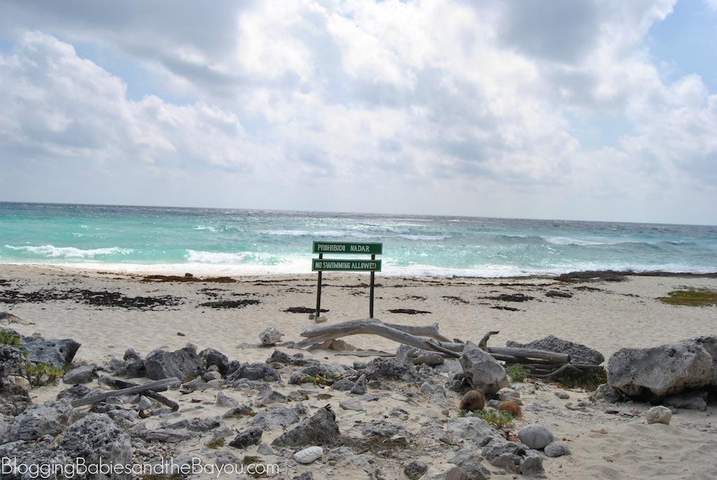 Punta Sur Eco Park Cozumel Mexico #BayouTravel