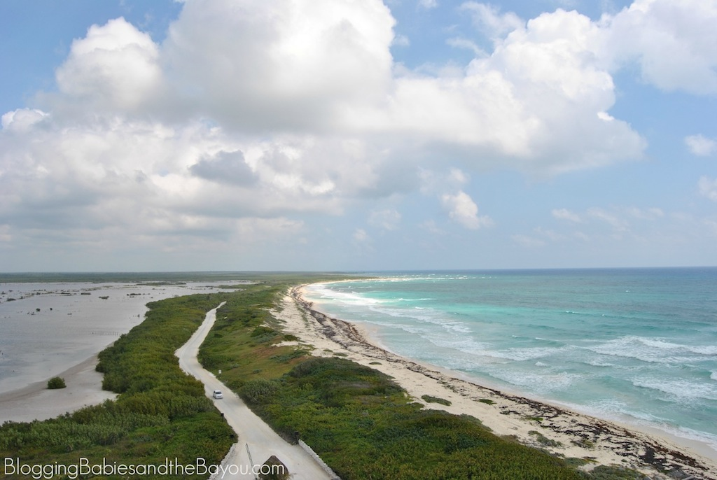 Punta Sur Eco Park in Cozumel Mexico - Affordable Cruise Ship Port Excursions #BayouTravel