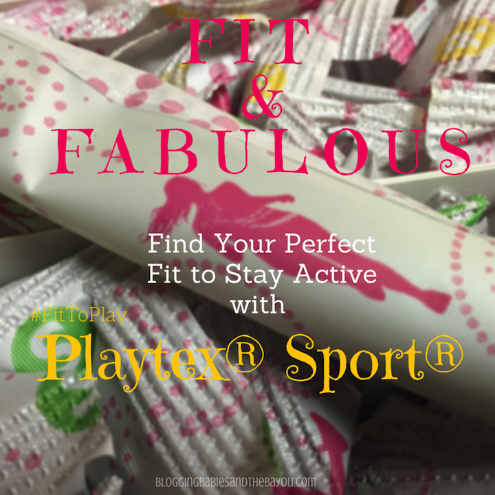 Work Hard, Play Hard with Playtex® Sport®  #FitToPlay #CollectiveBias #Ad