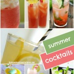 Cruise Ship  & Beach Resort Inspirations - Summer Cocktail Roundup #BayouTravel