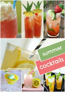 Cruise Ship  & Beach Resort Cocktail Inspirations – Summer Cocktail Roundup #BayouTravel