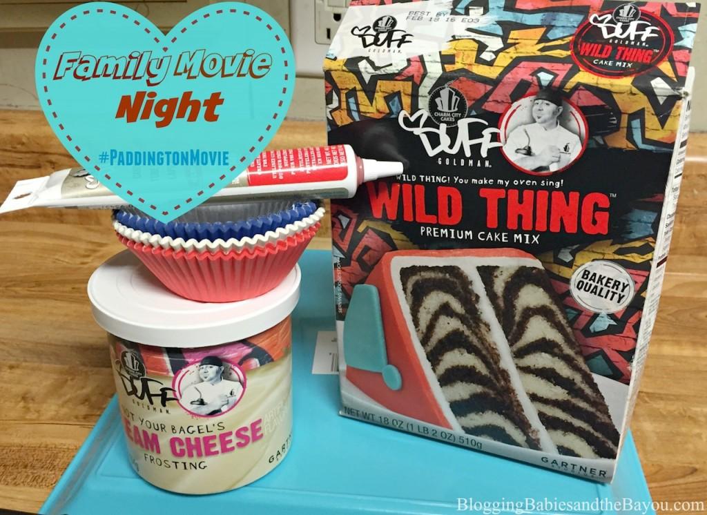 Family Movie Night with Paddington the Movie #Ad #PaddingtonMovie