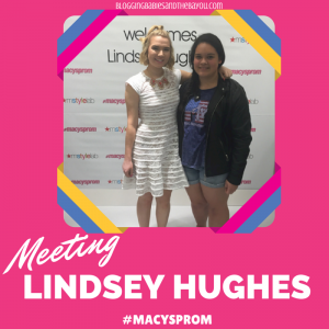 Stepping into Prom Fashion w/ Macy's and Beauty Fashion Vlogger Lindsey Hughes  #MacysProm #ad