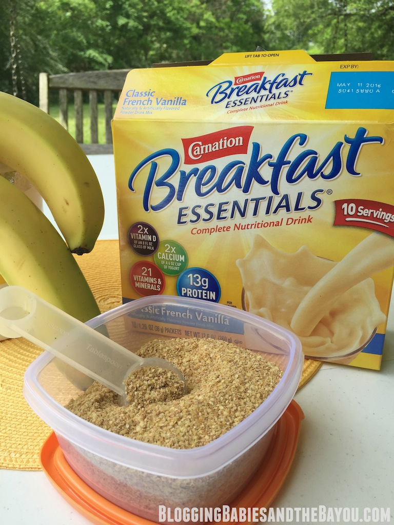 Nestle Carnation Breakfast Essentials #50YearsofBreakfast #ad