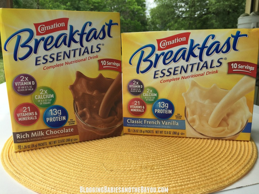 Nestle Carnation Breakfast Essentials #50YearsofBreakfast #ad #Shop