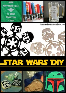 May the Fourth Be With You – Star Wars DIY Crafts Roundup