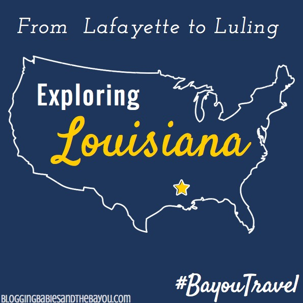 Exploring Louisiana - Travel Ideas from Lafayette to Luling #BayouTravel