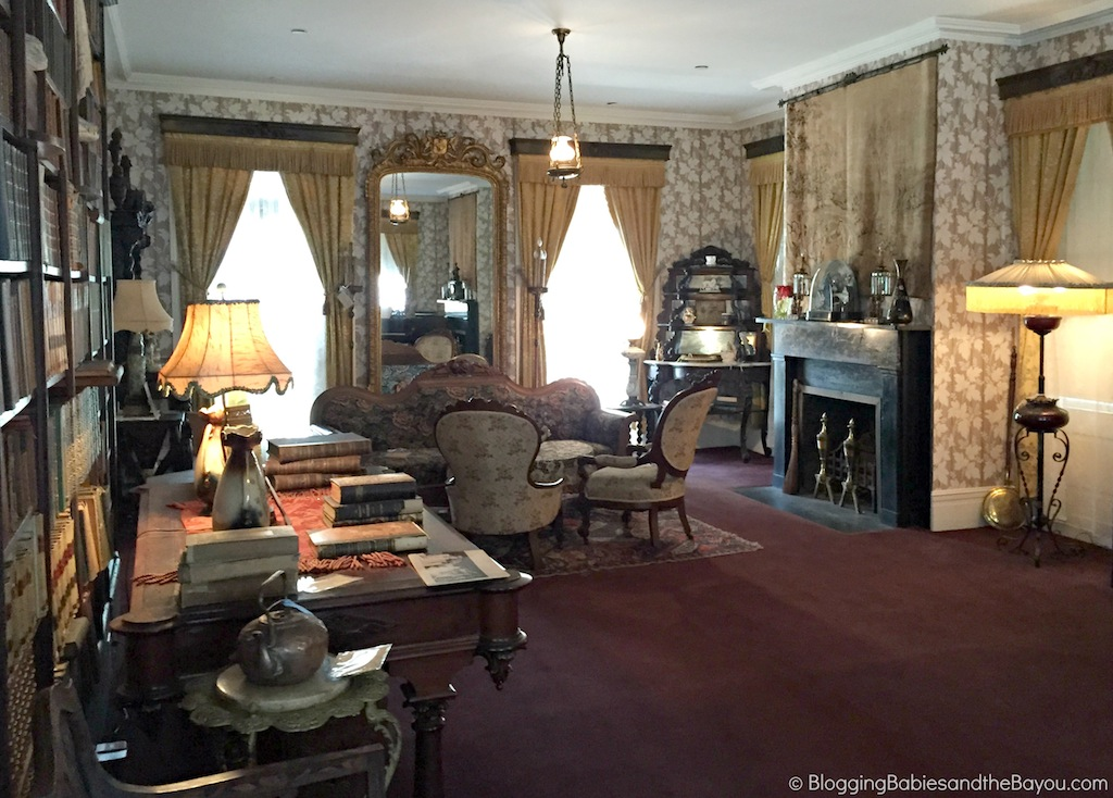 Historic Homes and Plantations in Tallahassee - The Knott House Museum Museum of Florida History