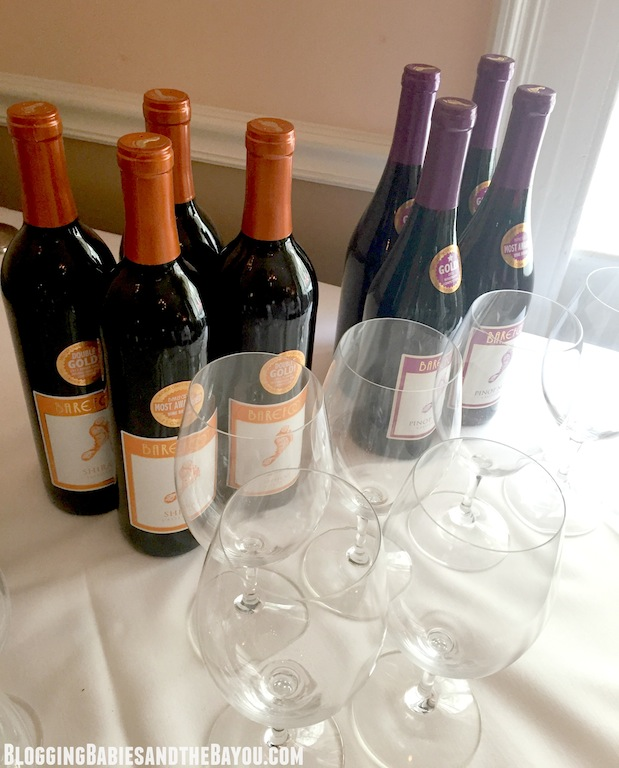 Barefoot Wines Anniversary Event at Broussards & NOWFE in New Orleans  #BayouTravel
