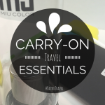 Carry-On Travel Essentials – Stylish MIU COLOR® #BayouTravel #Ad