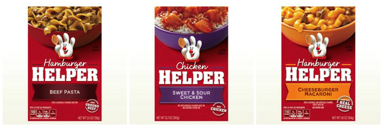 Hamburger Helper® Call for Recipes!