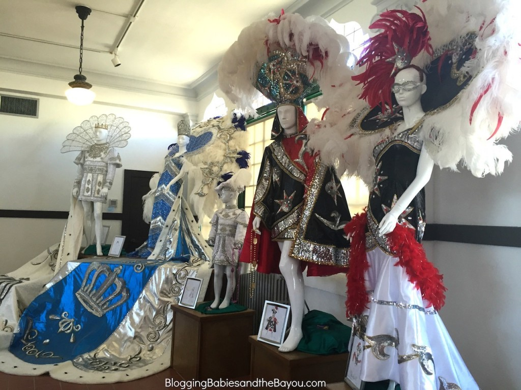 Mississippi Gulf Coast Travel - What to do in Bay St. Louis - Mardi Gras Museum and Visitor Center #BayouTravel
