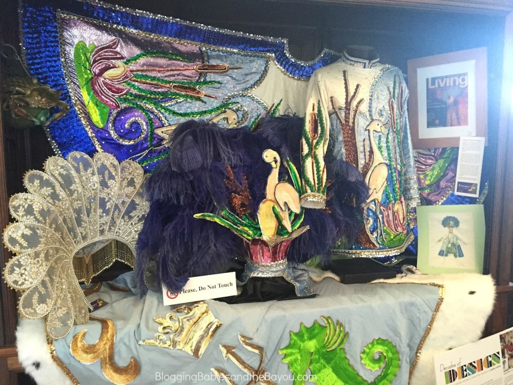 Mississippi Gulf Coast Travel - What to do in Bay St. Louis - Mardi Gras Museum and more #BayouTravel