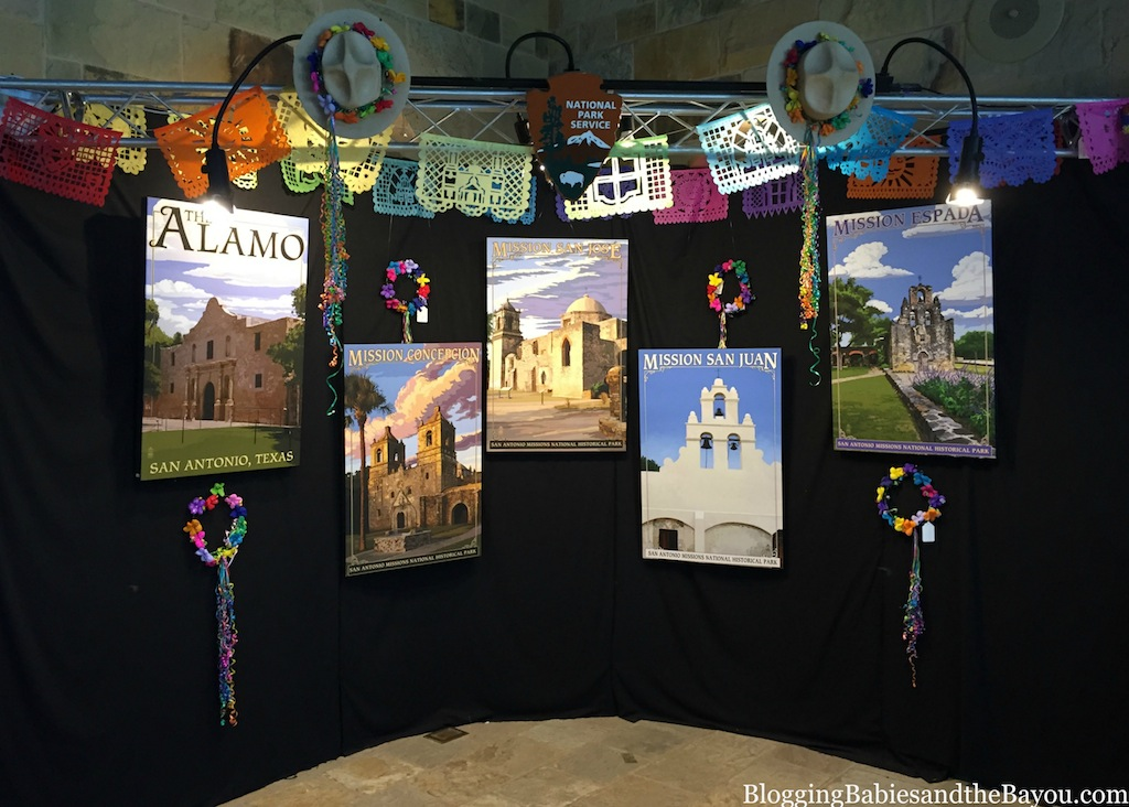 San Antonio Missions National Historical Park - San Jose Mission Welcome Center  #BayouTravel