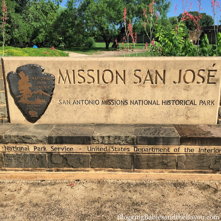 San Antonio Missions National Historical Park - San jose Mission #BayouTravel
