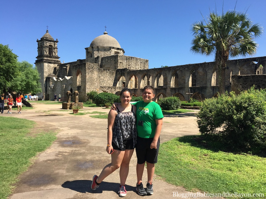 San Antonio Missions National Historical Park - San jose Mission #BayouTravel  - Family Friendly Attractions & museums in San Antonio