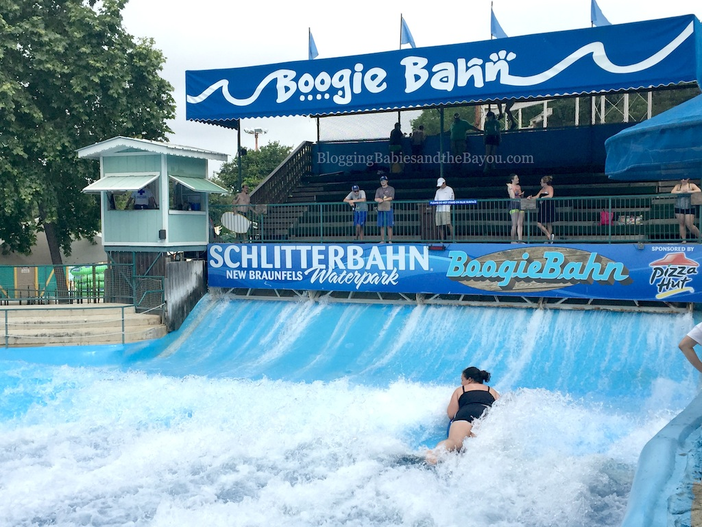 Schlitterbahn New Braunfels - New Braunfels Water Park - San Antonio Family Attractions #BayouTravel