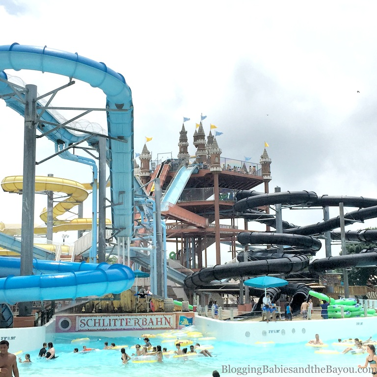 Schlitterbahn New Braunfels  New Braunfels  Water Park - San Antonio Texas Family Attractions #BayouTravel