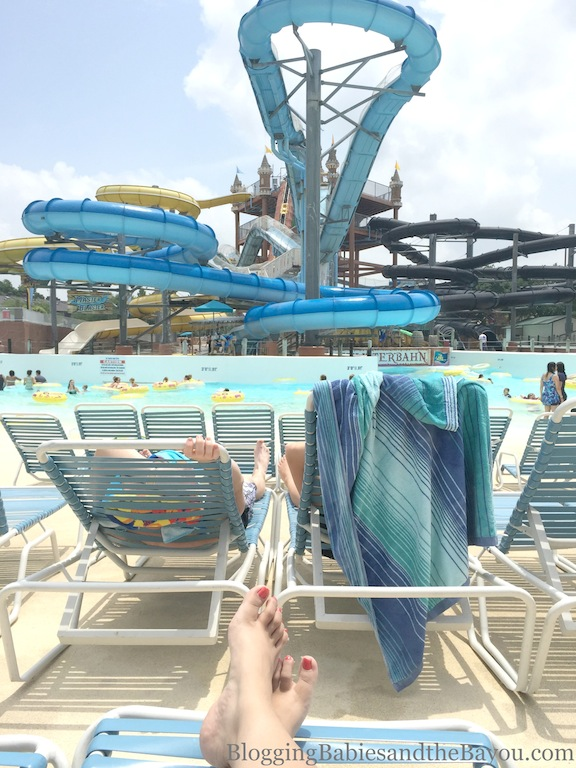 Schlitterbahn New Braunfels - New Braunfels Water Park - San Antonio Texas Relaxing Family Attractions #BayouTravel