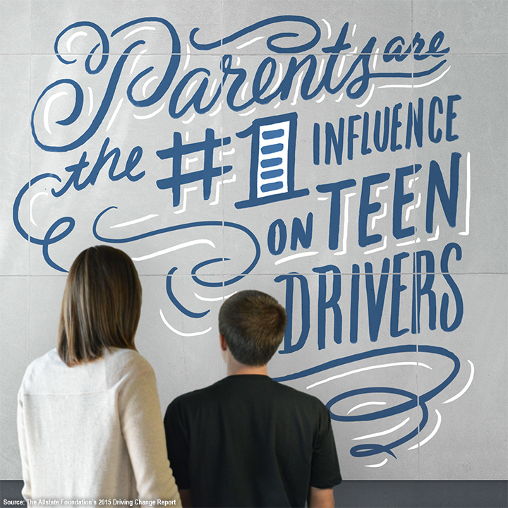 Teen Driving- Tips for preparing your teen on safe driving procedures with Allstate plus enter to win #GetThereSafe