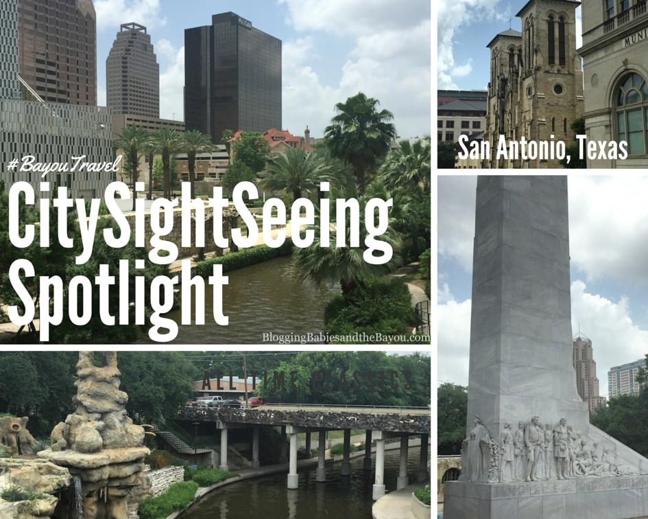 Tour Companies to Consider in San Antonio, Texas – CitySightSeeing Spotlight #BayouTravel
