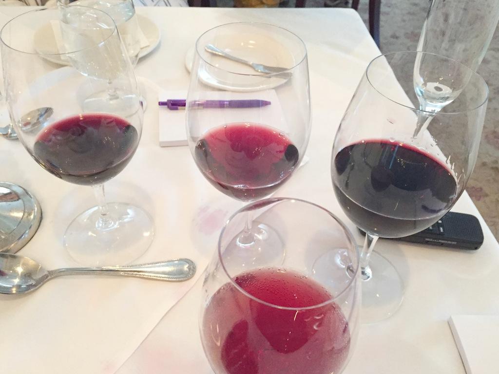 Various Wine Varieties with Barefoot wines - NOWFE Wines Barefoot in  New Orleans #BayouTravel