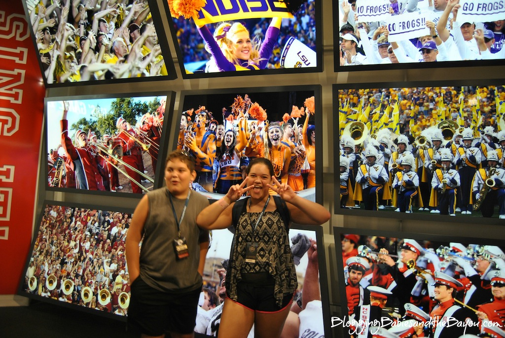 Atlanta Georgia CityPASS Family Attractions - College Football Hall of Fame   #BayouTravel