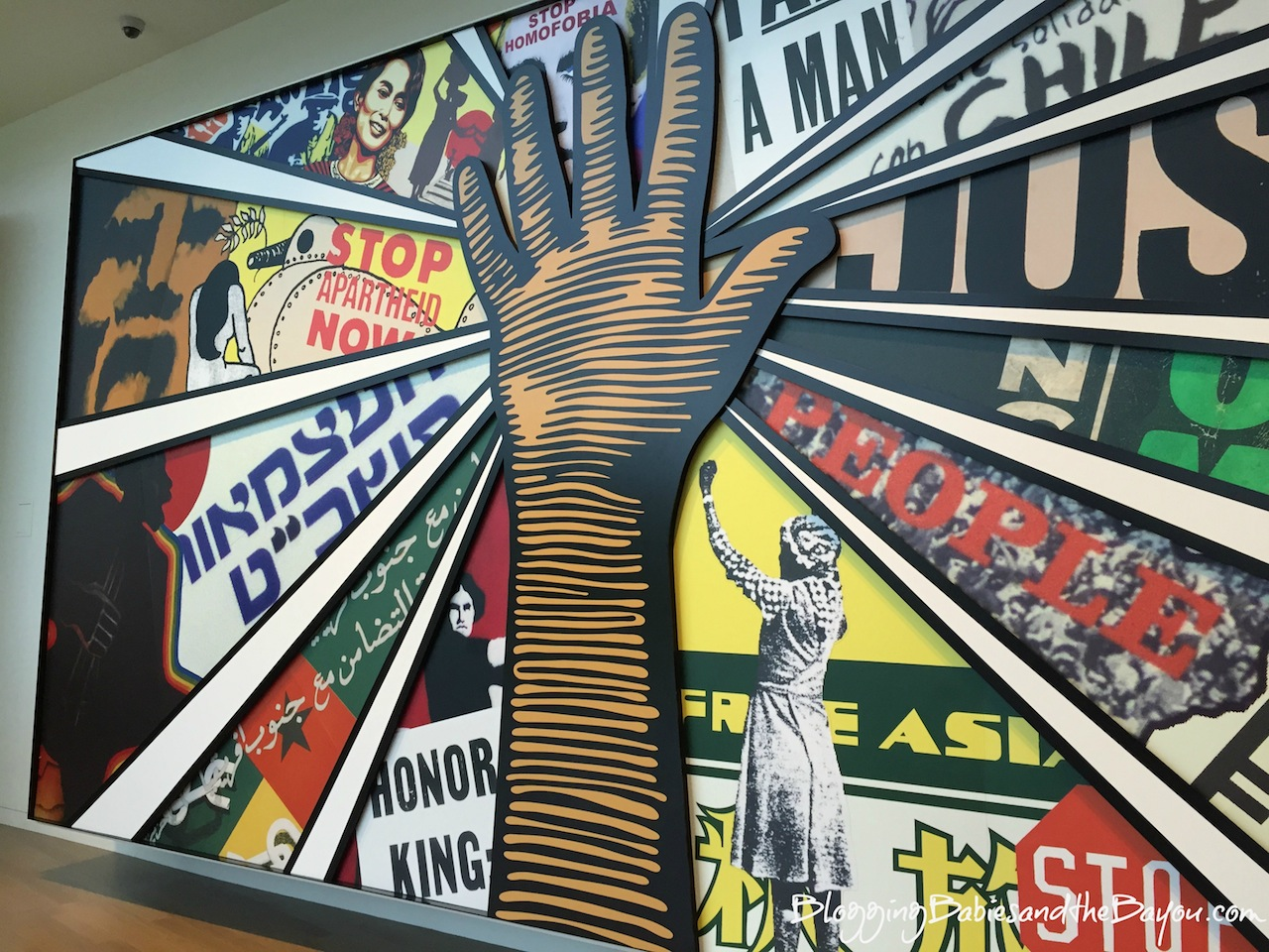 Atlanta Georgia Family Attractions - Civil Rights Museum #BayouTravel