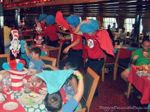 Dr. Seuss 1st Book Release in +25 years & Carnival Cruise's Seuss at the Sea #CruisingCarnival