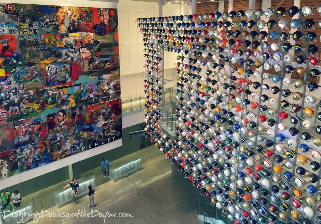 CityPASS Travel - Atlanta Georgia Family Attractions - College Football Hall of Fame #BayouTravel
