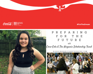 Coca-Cola & The Hispanic Heritage Fund Scholarship Program  #ForTheDream  #ForTheDreamSweeps