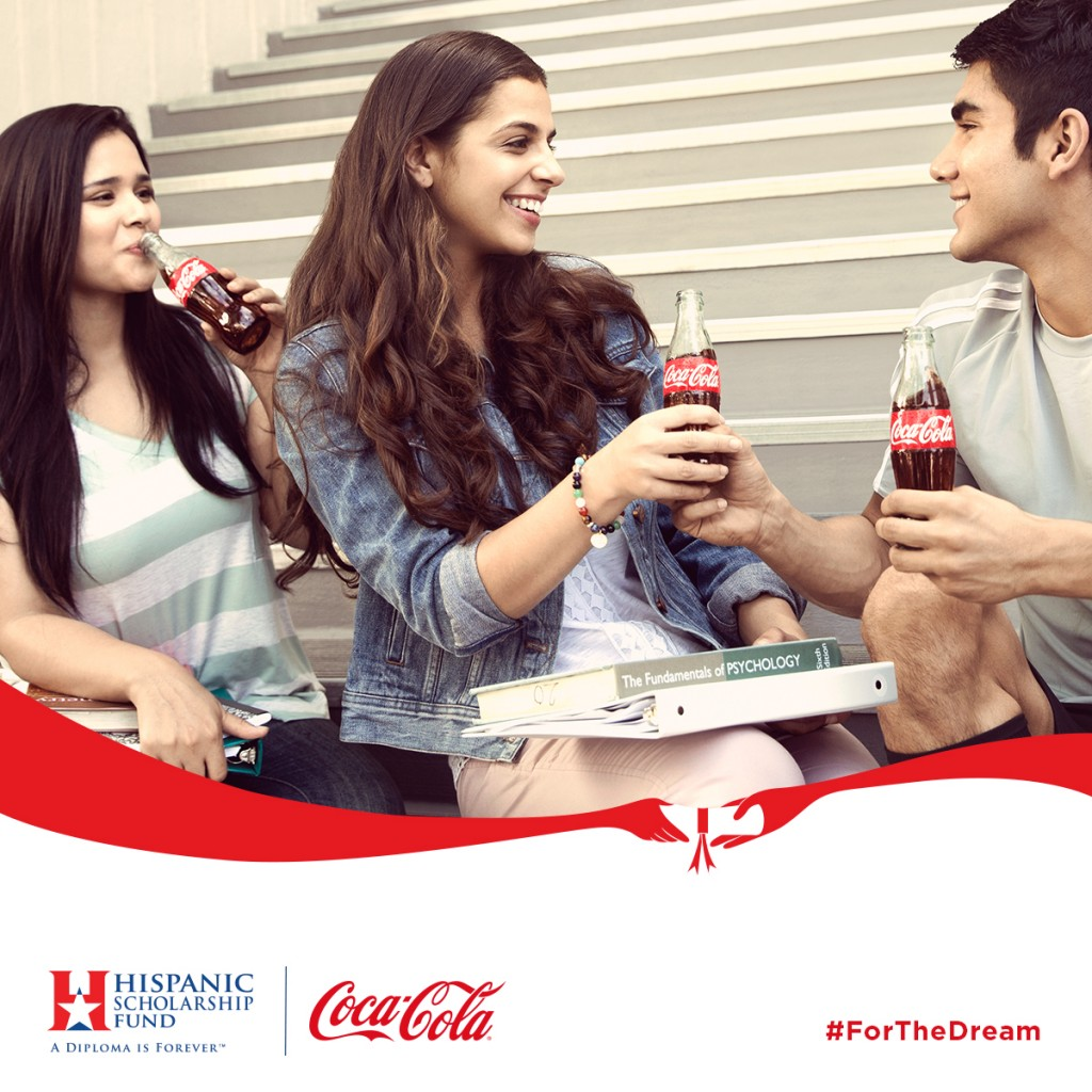 Coca-Cola & the Hispanic Heritage Fund