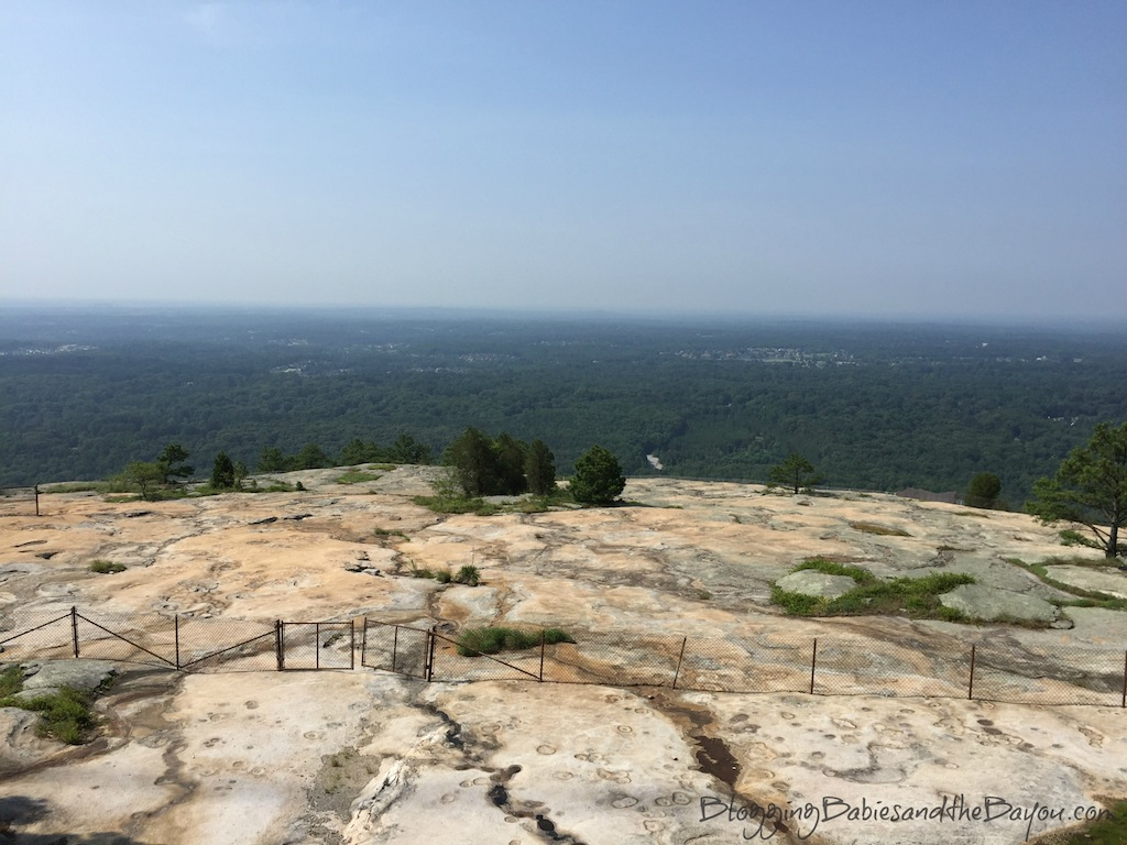 More Summit Views - Atlanta Georgia Family Attractions - Stone Mountain Park Adventure & Theme Park #BayouTravel