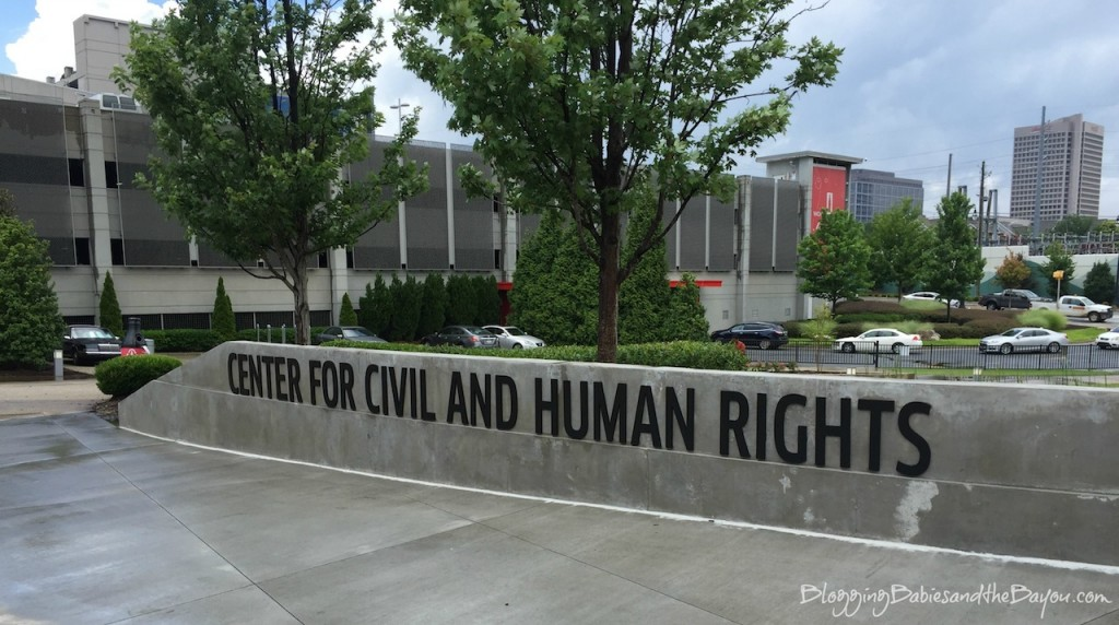 Planning your upcoming vacation to Atlanta Georgia - Family Attractions - Civil Rights Museum #BayouTravel