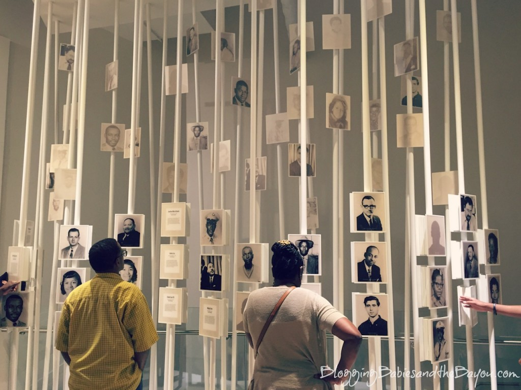 What to Do & See in Atlanta Georgia - Family Attractions - Civil Rights Museum #BayouTravel