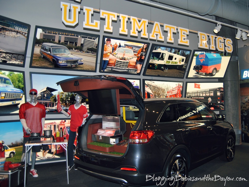 What to do or see in Atlanta Georgia Family Attractions - College Football Hall of Fame #BayouTravel