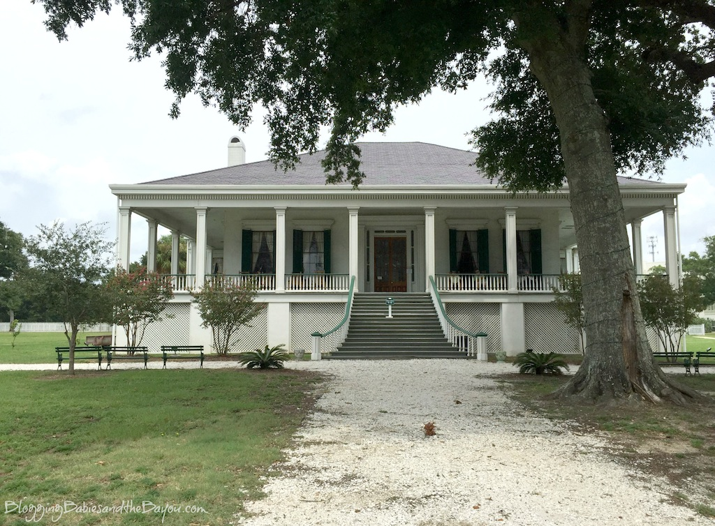 Beauvoir - Jefferson Davis Home in Biloxi mississippi - MS Gulf Coast Area Family Travel  #BayouTravel