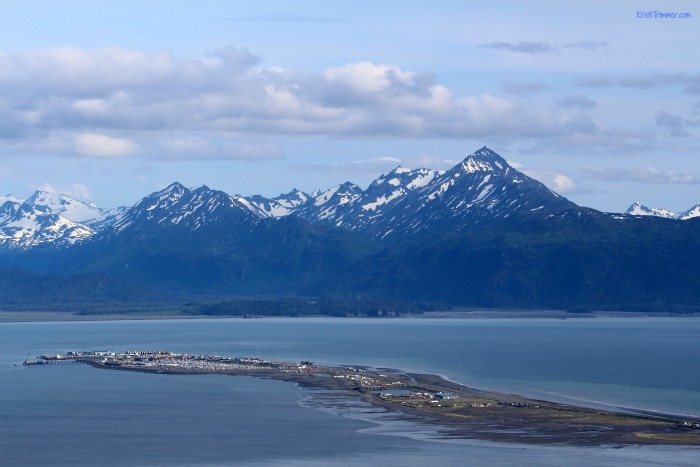 Breathtaking Views of Alaska - Homer Spit #BayouTravel