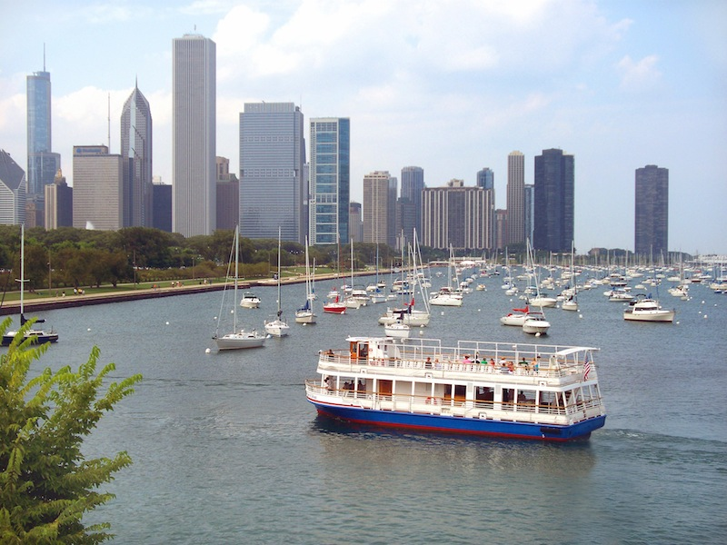 Family Travel Chat- A Girls Day Out in Chicago #BayouTravel