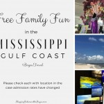 {Save Yo' Money, Honey} What to do in the Mississippi Gulf Coast Area for FREE  #BayouTravel