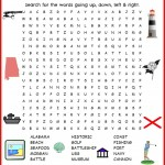 Traveling to Alabama's Gulf Coast? Your kids NEED this Word Search Printable #BayouTravel