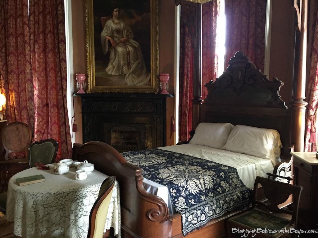 Historic Homes - Beauvoir,  Jefferson Davis Home in Biloxi mississippi - MS Gulf Coast Travel #BayouTravel