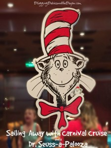 Sailing  Away with Dr. Seuss & Carnival Dream Seuss-a-Palooza in New Orleans #CruisingCarnival